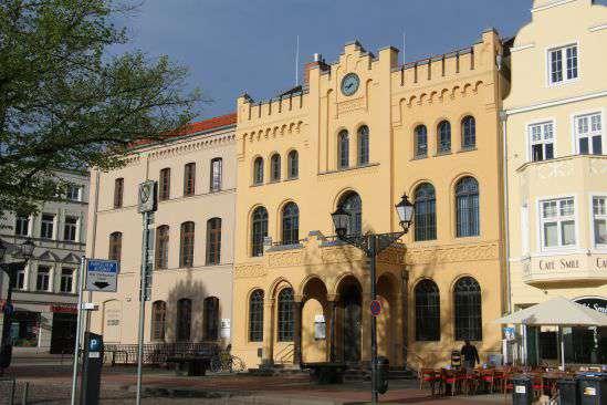 Burgwallcenter Wismar